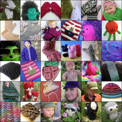 Alice's 2007 Knits