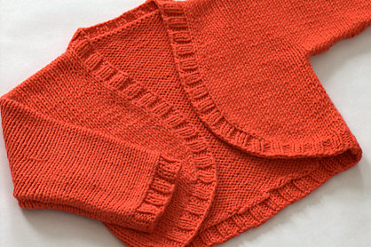 Easy Knitted Shrug Patterns | - Knit and Crochet Patterns