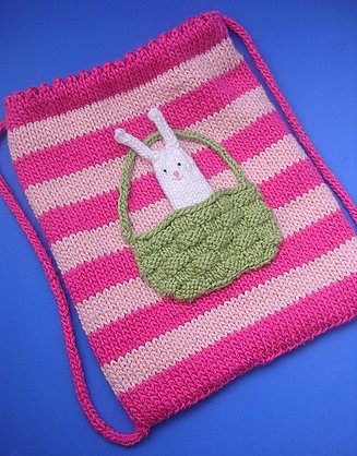 Bunny Buddy Bag—Finished!