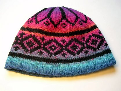 Kathryn Ivy - Archive - More Fair Isle Filler
