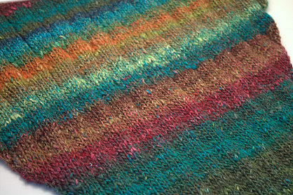 Noro Silk Garden in color 228... I love it!