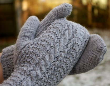 into english women s norwegian mittens pattern knitting patterns