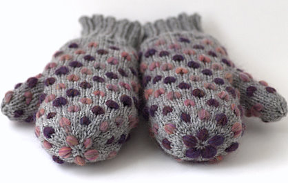 Knitting Pattern For Thrum Mittens : Kathryn Ivy - Blog - Welcome to the Mitten Factory