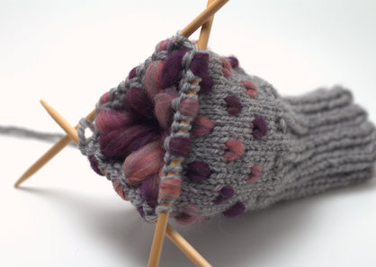 Thrummed Mittens – How To - Expression Fiber Arts | Inspired