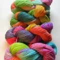 KnitPicks sock yarn.