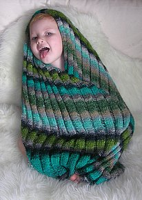 This makes a perfect Camdyn cozy!