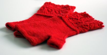 Vermillion Mitts.